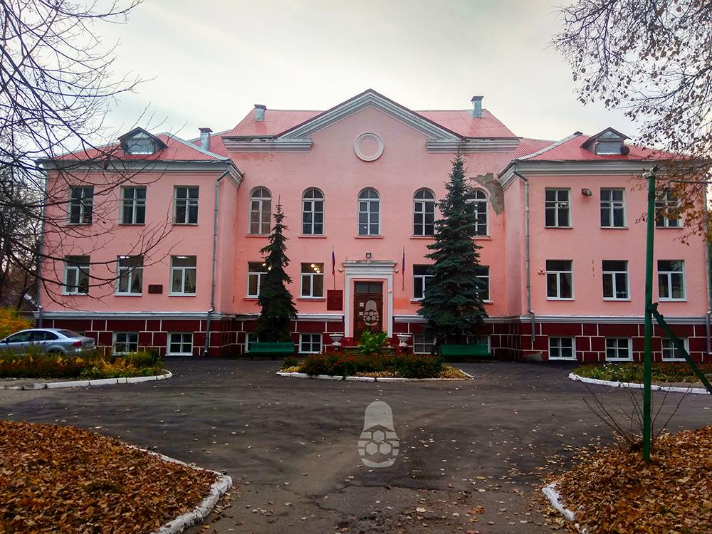 Музей пчеловодства, расположенный в г. Рыбное, Рязанской области